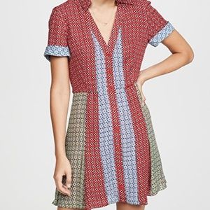NWT Alice and Olivia Button Down Dress Size 12